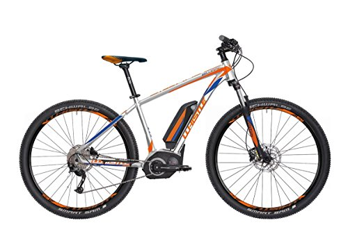 Whistle E-Bike B-WARE CX400 29\'\' 9-V taglia 41 Bosh CX Cruise 400Wh 2018 (eMTB Hardtail) / E-Bike B-WARE CX400 29\'\' 9-S size 41 Bosh CX Cruise 400Wh 2018 (eMTB Hardtail)