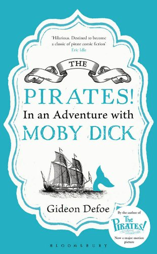 book cover of The Pirates! In an Adventure with Moby Dick