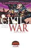 Front cover for the book Civil War: Warzones! by Charles Soule