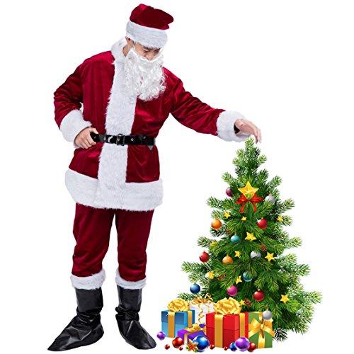 Santa Claus Costume US