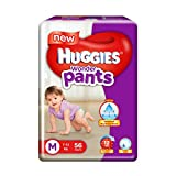 Huggies Wonder Baby Pants Diapers, M 56 Pieces