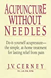 Acupuncture without Needles: Do-It-Yourself Acupressure --The Simple, At-Home Treatment for Lasting Relief from Pain