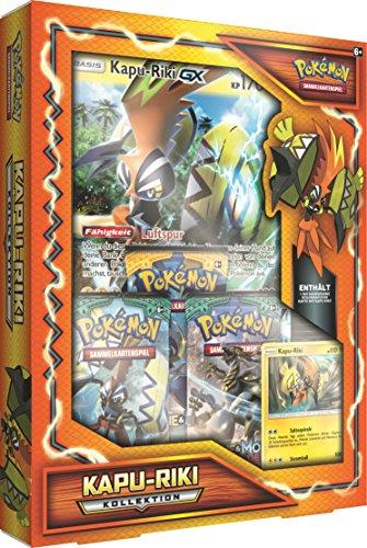 Pokemon - Company 25948 - PKM Kapu-Riki Kollektion, Sammelkartenspiel (Pokemon Geschenk-karte)