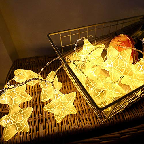 (MMLC Weihnachten Garten Kampierende Hängende LED Licht Lampen Birnen Im Freien Beleuchtung Lichter Dekoration für Weihnachten, Hochzeit, Party, Haus, Terrasse Rasen (Warm white))