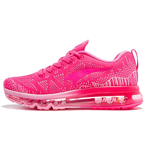 Onemix Air Cushion Women's Mesh Training Running Shoes Competition Casual Sneaker Fitness...