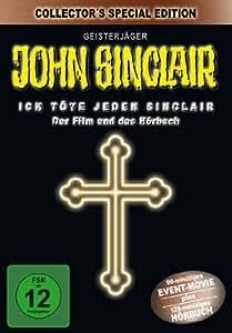 John Sinclair - Ich töte jeden Sinclair (+ Hörbuch) (Collector's Special Edition) [Collector's Edition]