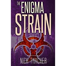 The Enigma Strain (Harvey Bennett Thrillers Book 1) (English Edition)