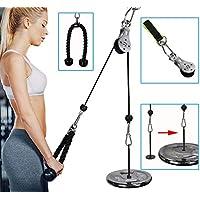 PELLOR Entrenador de muñeca para levantamiento de pesas, brazo de entrenamiento de fuerza