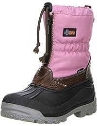 Vista Canada Polar Mädchen Kinder Winterstiefel Snowboots rosa