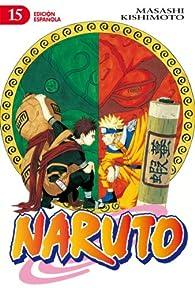 Naruto nº 15/72 par Masashi Kishimoto