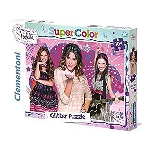 Clementoni - Puzzle Violetta, 104 Piezas (20094.8)