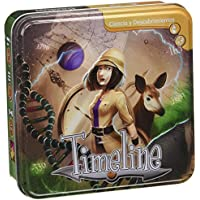 Asmodee Timeline juego de ciencia y descubrimientos (TIM02ES)