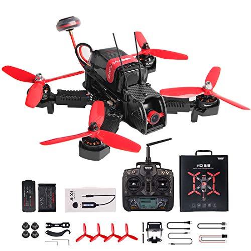 Weyland WD 215 RC Racing Drone con trasmettitore Devo 7 RC Quadcopter RC con 600TVL Camera e F3 Flight Control RTF