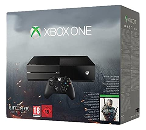 Console Xbox One + The Witcher 3 : Wild