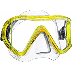 Mares Mask I3 Diving Googles - Yellow/YL by Mares