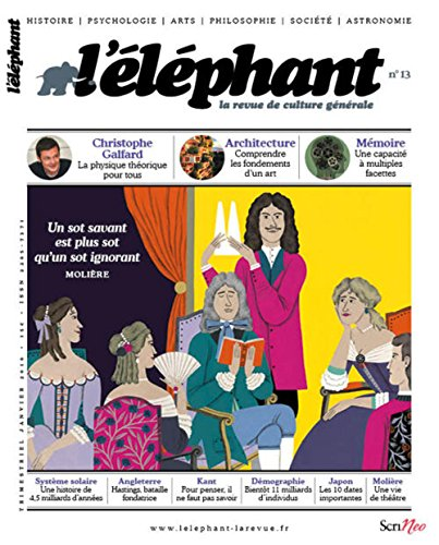 L'éléphant : La revue 13 (13)