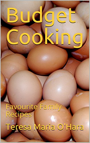 budget-cooking-favourite-family-recipes-english-edition