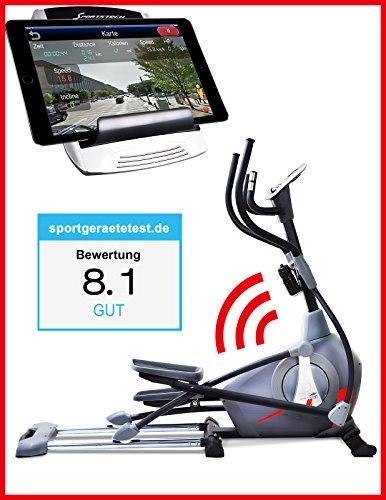 Sportstech Elite Crosstrainer CX650 mit App Steuerung + Google Maps