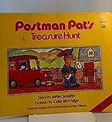 Postman Pat's Treasure Hunt (Postman Pat - storybooks)