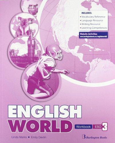 English World 3 Workbook 3º ESO