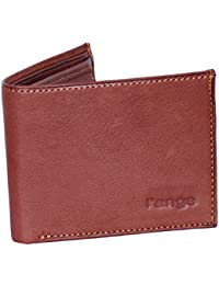 Leather Wallet For Men In Brown Color / Hand Crafted / Genuine Leather / High Quality Leather / Branded Wallets...