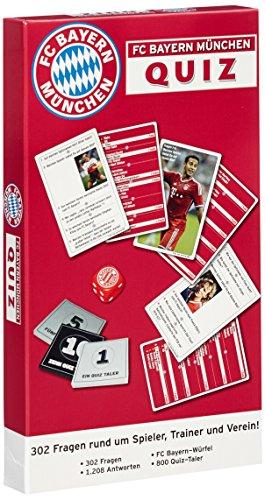 Preisvergleich Produktbild Teepe 29495 - FC Bayern München Quiz