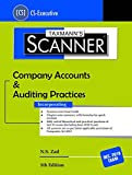 Scanner-Company Accounts & Auditing Practices (CS -Executive)-(December 2018 Exams)