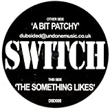 Switch - A Bit Patchy - Dubsided - DSD005