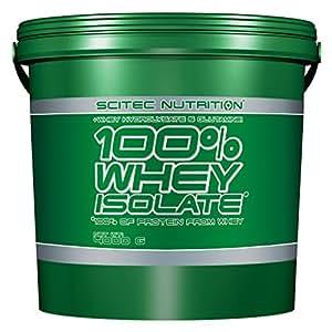 Scitec Ref.100688 Protéine d'Isolat de Whey 4 kg
