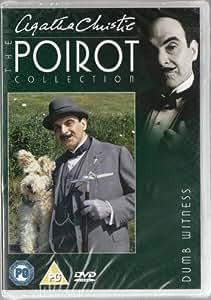 Agatha Christie's Poirot : Dumb Witness (David Suchet) [DVD]