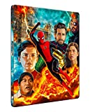 Spider-Man: Far From Home  (Steelbook Blu-Ray + Bonus Disc Blu-Ray)  (2 Blu Ray)