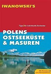 Polens Ostseeküste und Masuren - Reiseführer von Iwanowski (Spezial-Reiseführer)