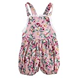 hunpta Newborn Infant Baby Girls Lace Floral Romper Halter Jumpsuit Outfits Clothes (Pink, 70)