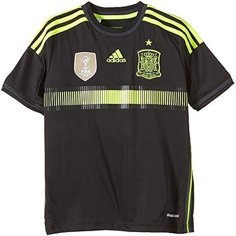 adidas kurzärmliges Trikot FEF Away Jersey Youth - Camiseta Junior 2ª Equipación Selección Española De Fútbol
