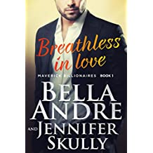 Breathless In Love (The Maverick Billionaires, Book 1) (English Edition)