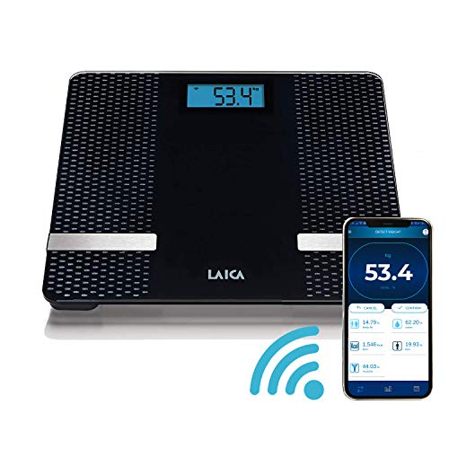 Laica PS7002 Smart Bilancia Pesapersone Elettronica