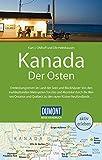 DuMont Reise-Handbuch Reiseführer Kanada, Der Osten: mit Extra-Reisekarte - Kurt Jochen Ohlhoff