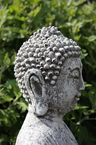 Steinfigur Großer Buddha Shiva - 8