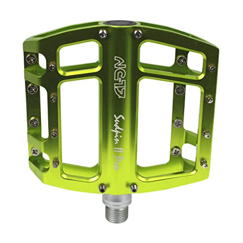 NC-17 Radsport Pedalen Sudpin II Pro, Grün, Nicht zutreffend