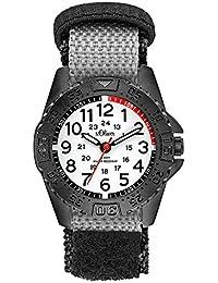 s.Oliver Unisex Kinder-Armbanduhr SO-3503-LQ