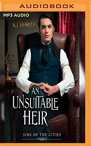 An Unsuitable Heir (Sins of the Cities)