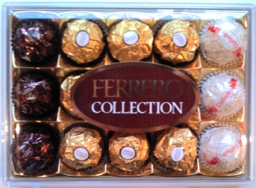 Ferrero Collection Der Beste Preis Amazon In Savemoneyes
