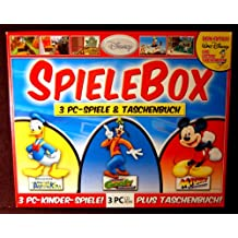 3x Disney Spiele für Jungen: Donald Duck Quack Attack, Goofy Skateboarding, Micky auf Janovenjagd