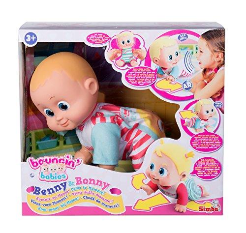 Simba- Bouncin Babies-Benny Vieni dalla Mamma, 1