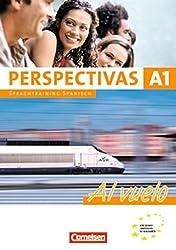 Perspectivas - Al vuelo: A1 - Sprachtraining