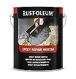 RUST-OLEUM 5180.2.5 Epoxyd Reparaturmörtel, 2x stärker als Beton, dunkelgrau