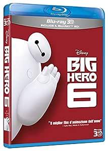 Big Hero 6 2D + 3D (2 Blu-Ray);Big Hero 6