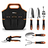 Best gardening tools - Garden Tools Set , 7 Piece Stainless Steel Review