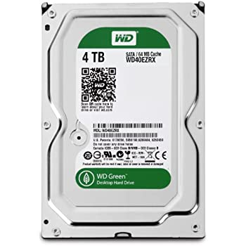 Western Digital Digital Green 4TB - Disco duro interno de 4 TB