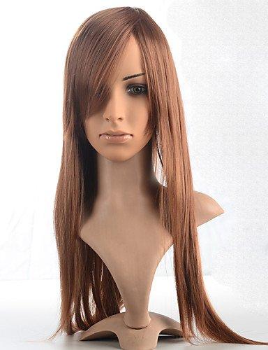 BBDM femmes résistant perruque de cheveux synthétiques de chaleur de la mode ombre onduleux naturel le KD01-a-p27-30 28 \\